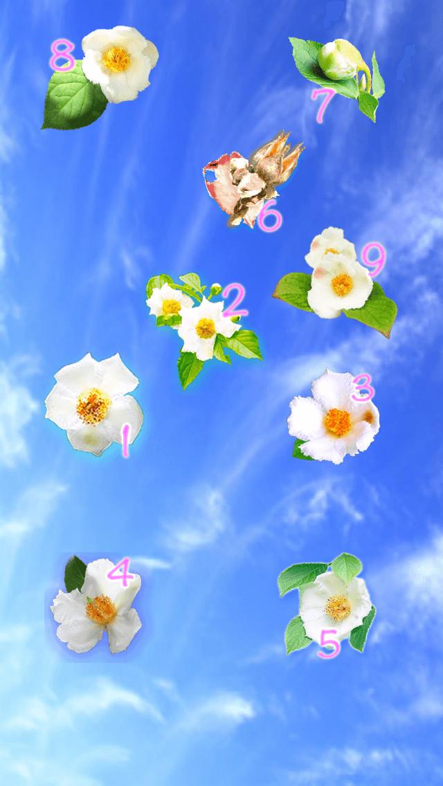 癒し効果を考えたスロータッチゲーム&音楽&気持ちを話せる アプリ「Slowly, PleaseTouch Flowers! - To a shocked heart -」をリリースしました。