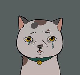 シュールカジュアルゲームアプリ「ブサ猫」がリリースされました!