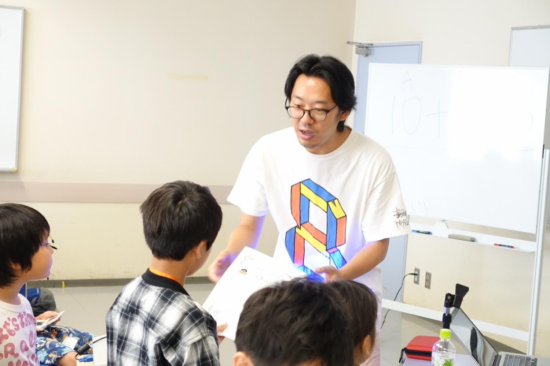 【小学生対象】7/22(土)3DSでプログラミングに挑戦!にて講師を担当いたしました。