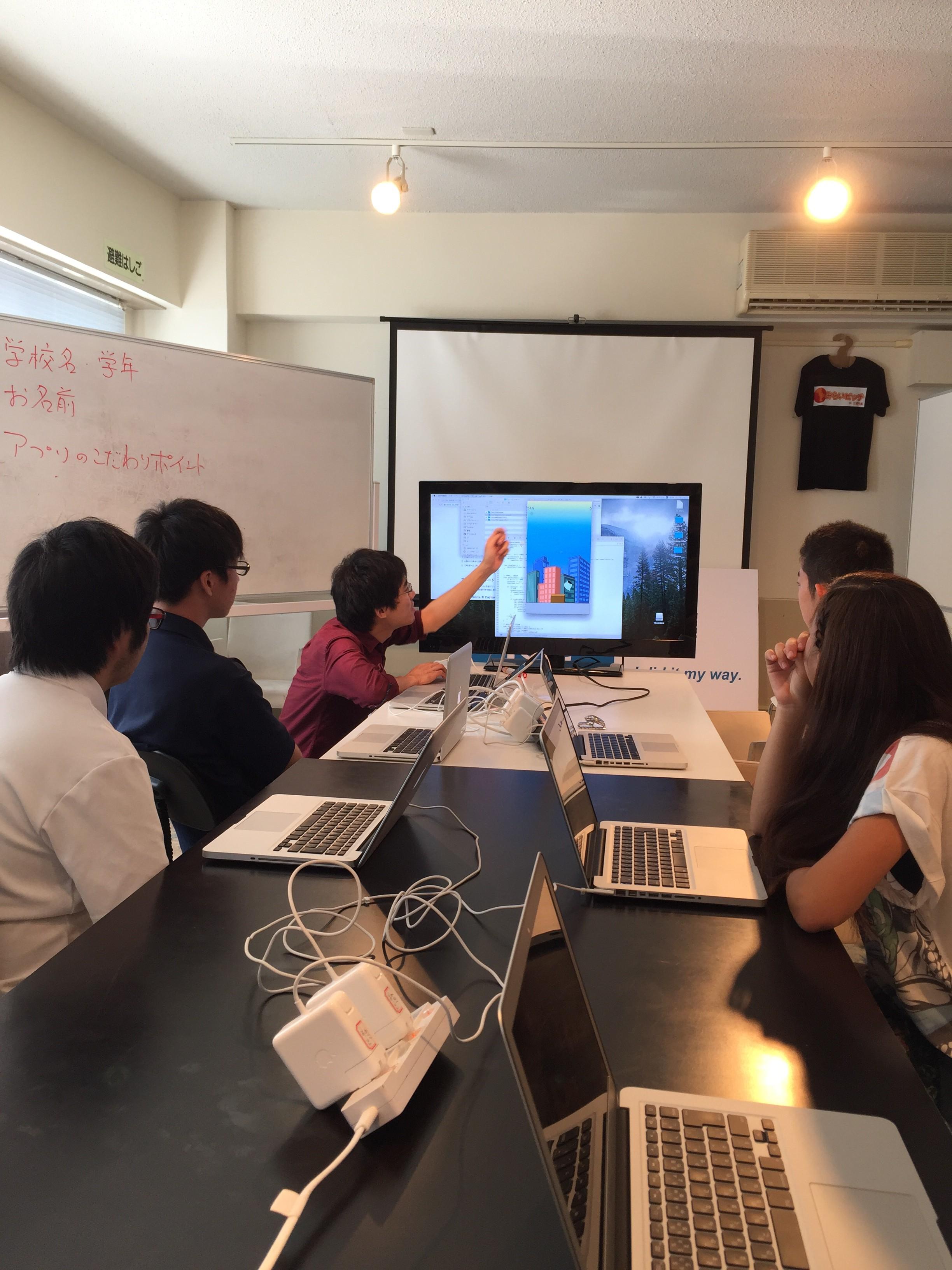 ヨコスカプログラミングスクール第一回開講!