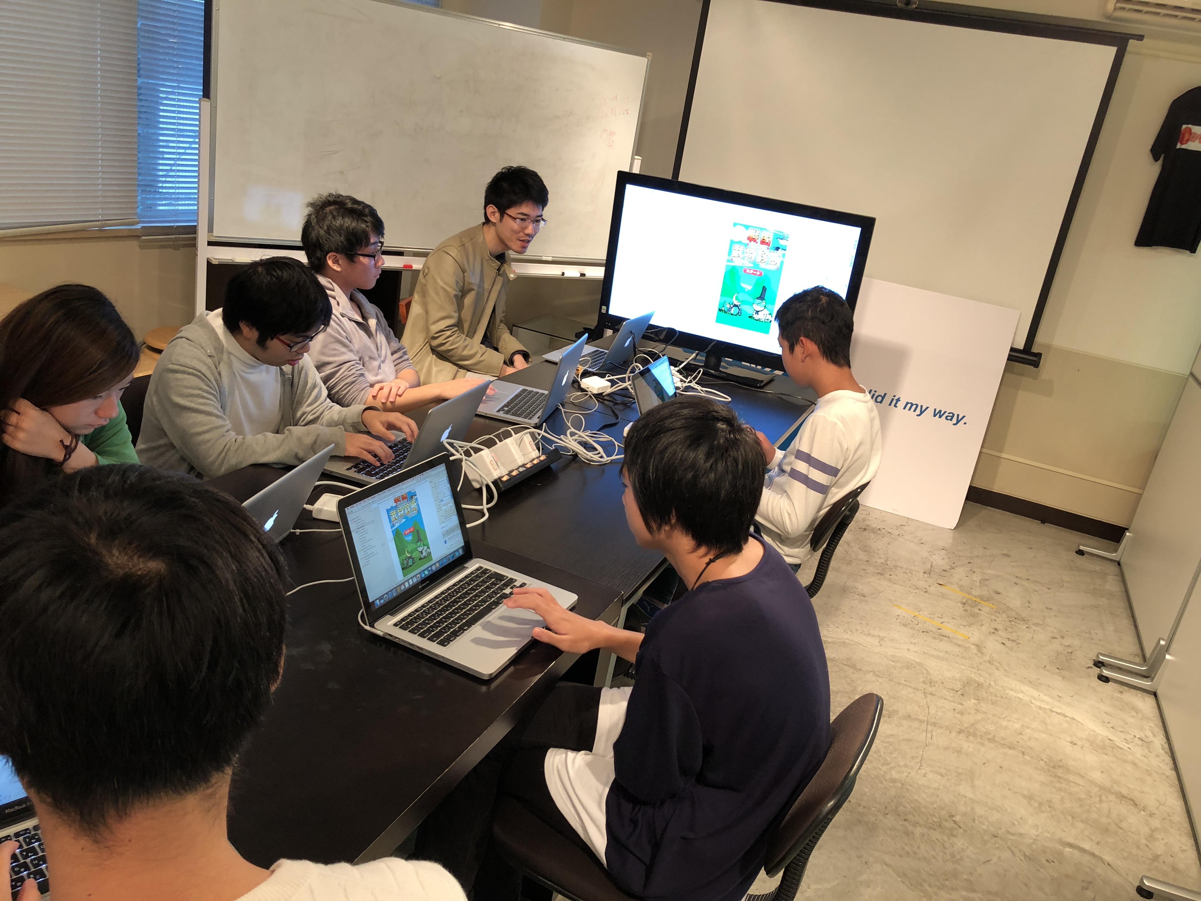 ヨコスカプログラミングスクールDAY3、開講しました!
