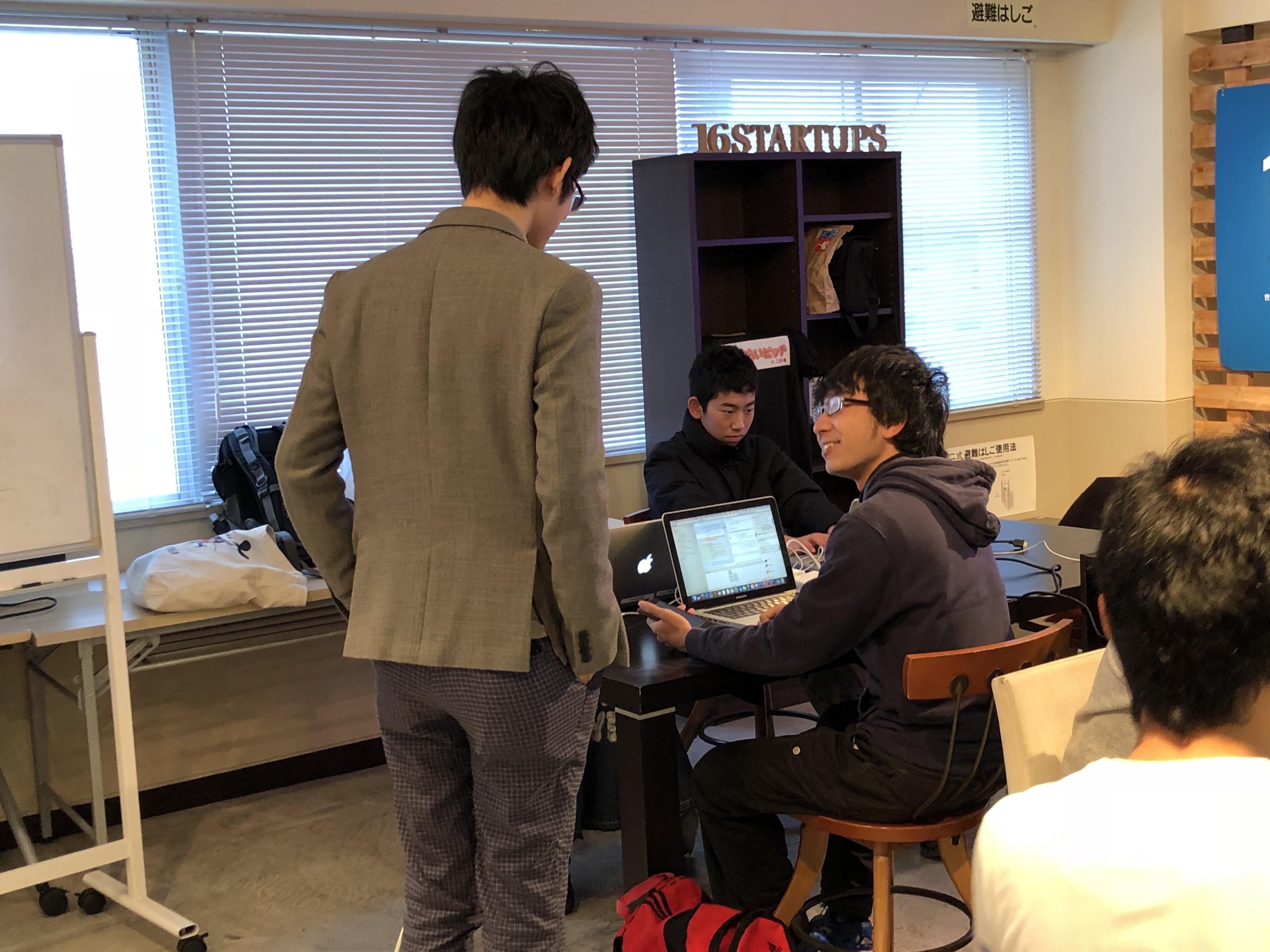 ヨコスカプログラミングスクールDAY4を開講しました。