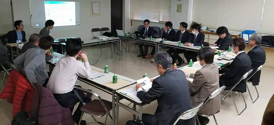 当社代表、相澤謙一郎が「久里浜商店街IoTアイデアソン」にてファシリテーターを担当いたしました。
