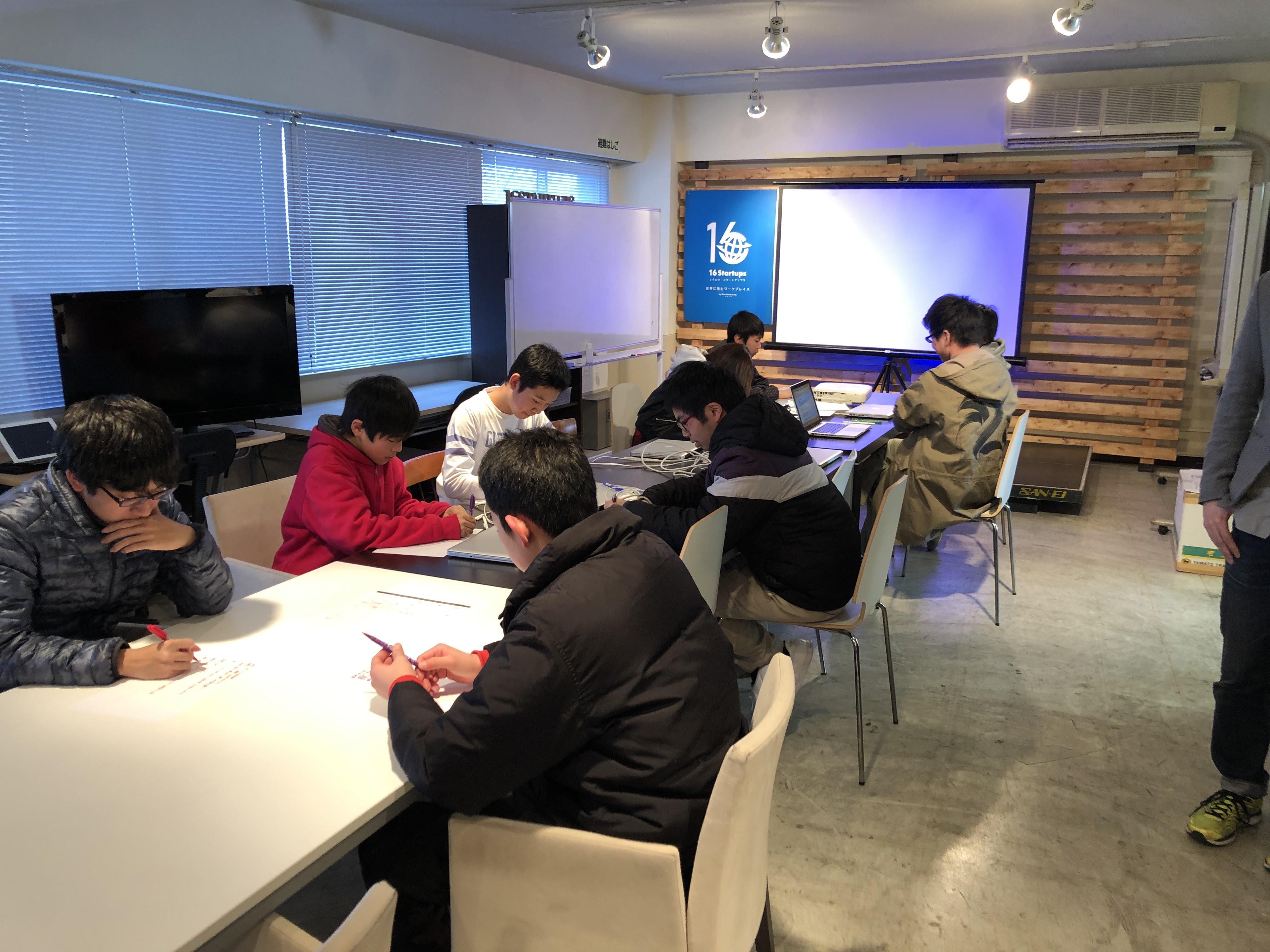 ヨコスカプログラミングスクールDAY5を開講しました!