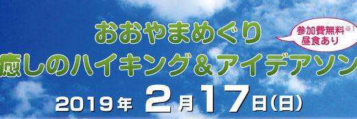 当社代表相澤謙一郎が、厚木市ハイキング&アイデアソンにてファシリテーターを担当いたします。