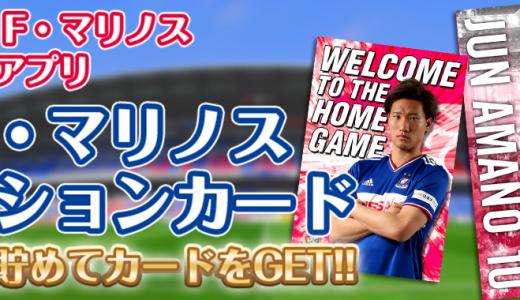 『横浜F・マリノス コレクションカード』2019シーズン対応アップデートのお知らせ