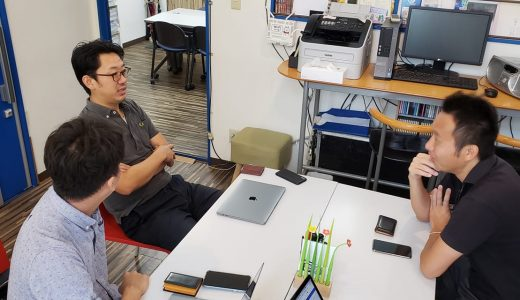 当社代表相澤謙一郎が、 レインボータウンFM「JAZZ the dots」にゲストとして出演しました。