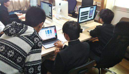 岐阜オフィスにて岐阜市立東長良中学校の職場体験を行いました。