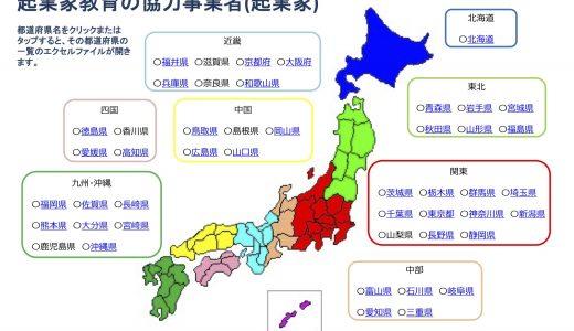 当社代表相澤謙一郎が、起業家支援事業者として中小企業庁ホームページに掲載されました。